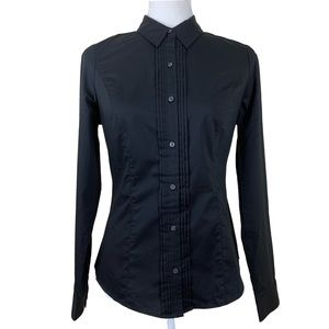 NWT Express Essential Black Blouse